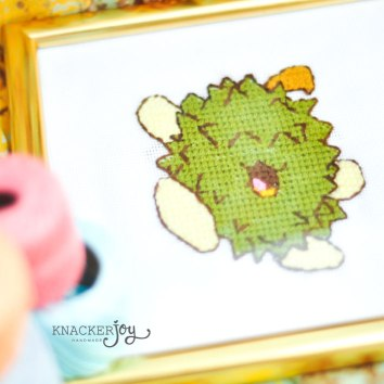 Durian Crossstitch