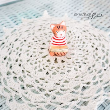 Placemat - Swirly - approx. 30cm - IDR 100.000